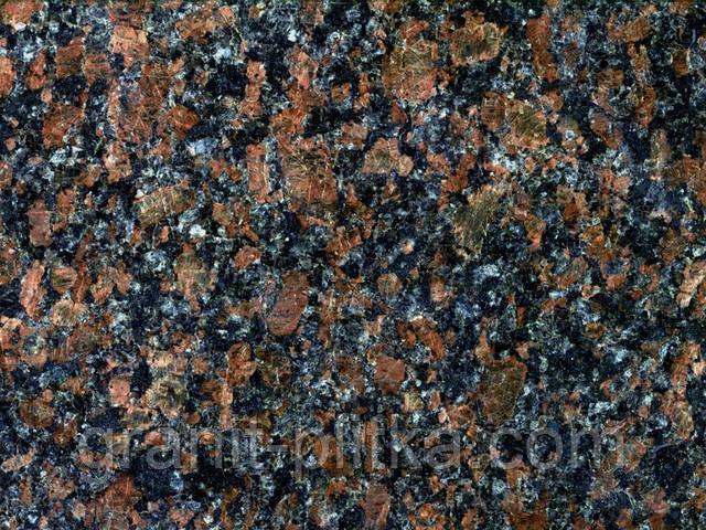Первомайське родовище граніту в Житомирі та Києві