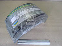 Накладка торм. АВТОБУС  (3ТР-171-01) (R1) сверл. (компл. 4 шт) (пр-во Трибо) AKL772FF