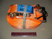 Стяжка груза, 5t. 50mm.x12m.(0.5+11.5) пластик. ручка  DK-3923