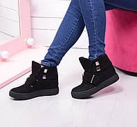 Женские ботинки - сникерсы осенние, фото 1