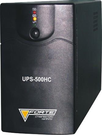Источник бесперебойного питания Forte UPS-500HC
