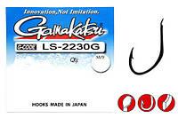 Крючок Gamakatsu LS-2230G № 6 Gold 25шт, фото 1