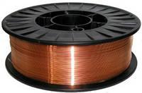 Cварочная проволока омедненная Forte ER 70S-6, 1.0мм 5кг