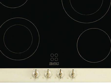 Cтеклокерамическая варочная панель Smeg P864PO, фото 2