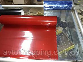 Пленка для тонирования фар Прозрачная с голубым оттенком Guard Турция 30 см на 1 м