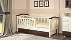 Подростковая кровать с бортиками Конфетти дерево, фото 10