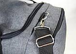 Спортивная сумка Adidas. Сумка в дорогу. Дорожная сумка. Сумка для занятий спортом., фото 5