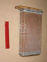 Радиатор отопителя ВАЗ 2108, 09, 099,  (2-х рядн.) (пр-во г.Оренбург) 1102-8101.100