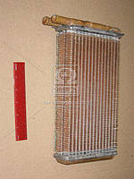 Радиатор отопителя ВАЗ 2108, 09, 099,  (2-х рядный  ) (пр-во г.Оренбург)