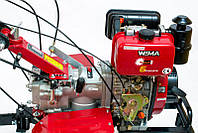 Коробка передач WEIMA 1100А6 без сцепления, 6 передач (для мотоблоков 1100, 105, 135 и др.)