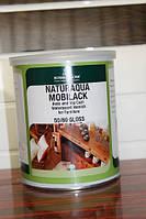 Акриловый лак, Naturaaqua Mobilack, 50-60% Gloss, 1 litre, Borma Wachs