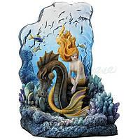 Коллекционная статуэтка Veronese Русалка на дне моря by SELINA FENECH WU76900AA