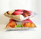 Подушка декоративная Макарунс, фото 4