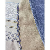 Набор: Плед+Постельное бельё TM KARACA HOME Двуспальный Евро, фото 3