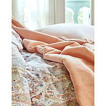 Набор: Постельное бельё TM KARACA HOME Двуспальный Евро, фото 2