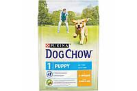 Purina Dog Chow Puppy Chicken Сухой корм для щенков с курицей