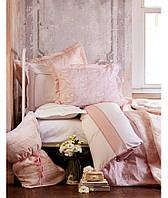 Набор: Покрывало+Плед+Постельное бельё TM KARACA HOME Двуспальный Евро