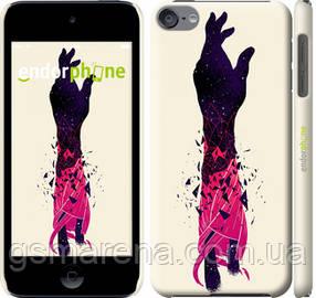 "Чехол на iPod Touch 6 Art Hand ""4195c-387-7794"""