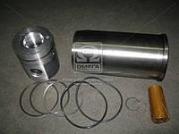 Гильзо-комплект Д 260Е2 (Г(фосф.)( П(фосф.) с рассек.+кольца+пал.+уплот.) П/К Дальнобой (МД Конотоп) 260-1000108-А