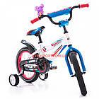 Детский велосипед Azimut Fiber 12 дюймов, фото 3
