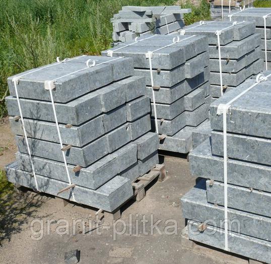 Бордюры дорожные из гранитного камня