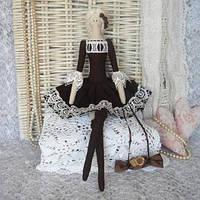 Популярний напрям рукоділля: ляльки-тільди