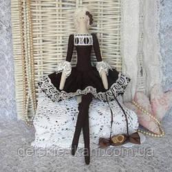Популярное направление рукоделия: куклы-тильды