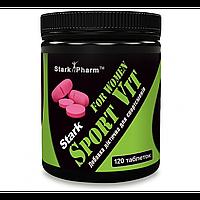 Витамины для Женщин Stark Pharm Sport Vit for Women 120 tabs