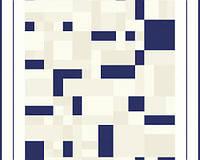 Обои с геометрическим абстрактным узором 222534.