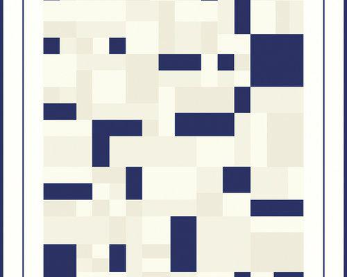 """Обои с геометрическим абстрактным узором 222534. - Интернет-магазин обоев для стен """"ЕвроОбои"""" в Киевской области"""