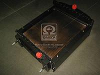 Радиатор вод. охлажд. ЮМЗ с дв.Д65 (4-х рядн.) (медь-латунь) (пр-во Турция) 45-1301006