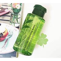 Очищающая вода с экстрактом зеленого чая Innisfree Green Tea cleansing water