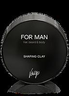 Vitality's For Man Shaping Clay Моделирующая глина для укладки волос, 75 мл