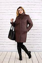 Стеганное пальто Индивидуальный пошив Разные цвета