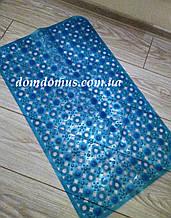 Антиковзаючий килимок для ванної масажний на присосках 45*78 см, Китай