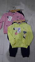 Трикотажные спортивные костюмы для девочек малюток,фирма GRACE