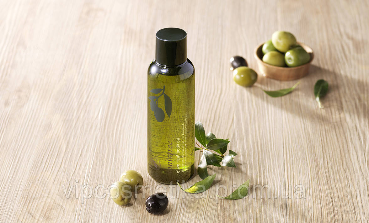 Масло для тела Olive Real Body Oil 150ml