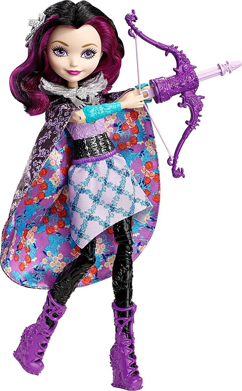 Ever After High Raven Queen Magic Arrow Dolls Рейвен Квин Кукла Эвер Афтер Хай Лучница