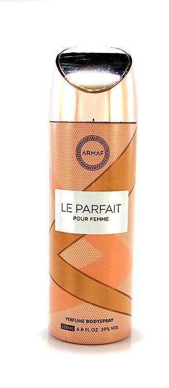 Женский парфюмированный дезодорант Armaf Le Parfait  200 ml