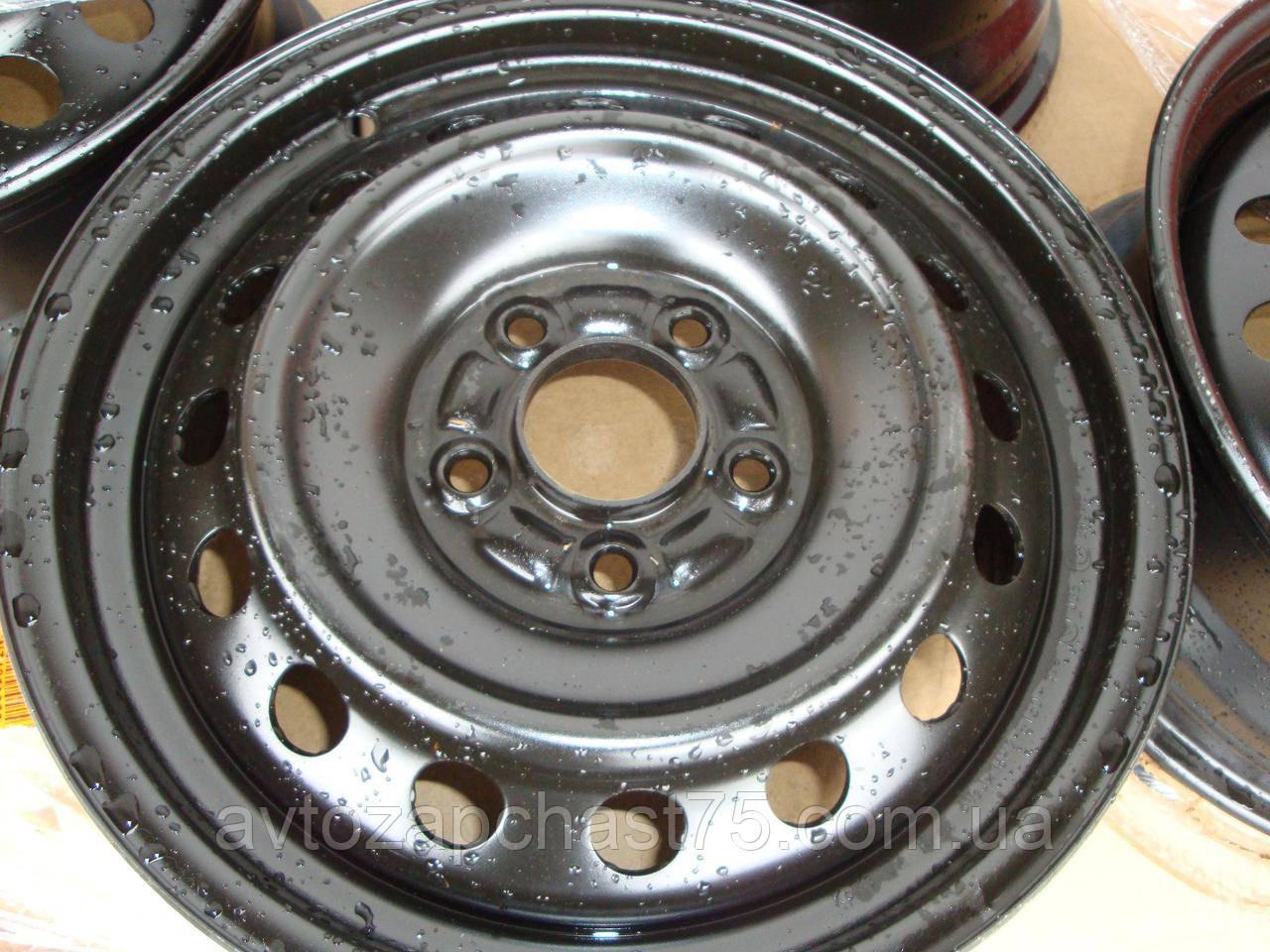 Диск колёсный Mazda 3 R15x6,0 5x114,3 ET52,5 Dia 67 (производитель Кременчуг, Украина)
