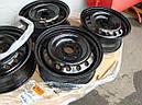 Диск колёсный Mazda 3 R15x6,0 5x114,3 ET52,5 Dia 67 (производитель Кременчуг, Украина), фото 2