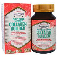 Комплекс коллаген Builder (строитель коллагена), ReserveAge Nutrition,  60 капсул