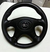 Кермо 4 спиці Лада, ВАЗ 2101-2107 , Чорний! Класика!