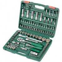 """Набор инструмента 108 предм. 1/4""""DR4-14мм и 1/2""""DR10-32 мм, HANS  (TK-108)"""