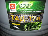 Масло трансмисс.  ТАД-17и (Бочка 180 кг.) 4102994257