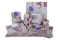Набор текстильный для кухни, 14 предметов, Кухонный текстиль, Оригинальные подарки