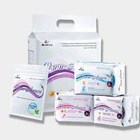 Прокладки женские гигиенические ACTIVE OXYGEN & NEGATIVE ION «AIRIZ»