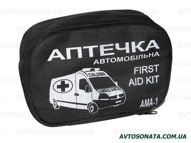 Аптечка First aid kit с охлажд. контейнером в сумочке 15 позиций