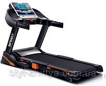 Електрична бігова доріжка, 19 км/год (пас 46x126) до 140 кг