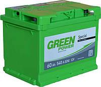 Аккумуляторная батарея  66 а/ч 6 ст Green Power АЗЕ (Евро)